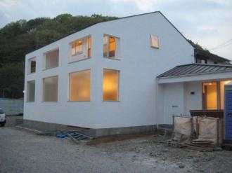 鷺山の家9